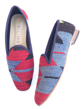 Load image into Gallery viewer, Women's Kilim Slippers size 41 (US size 11)