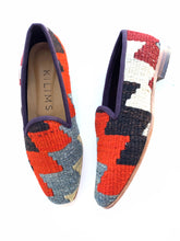 Load image into Gallery viewer, Women's Kilim Slippers size 37 (US size 7)