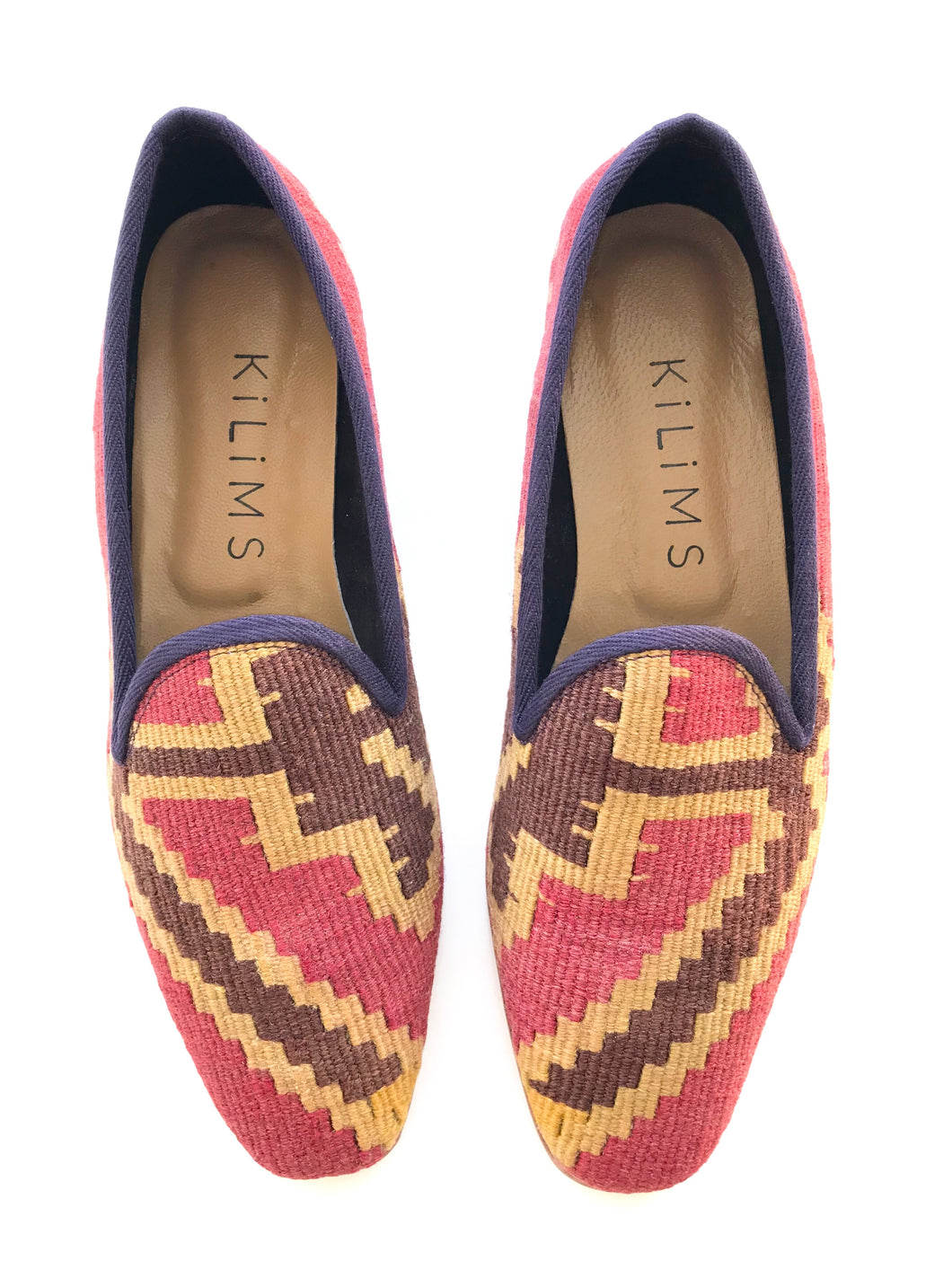 Women's Kilim Slippers size 41 (US size 11)