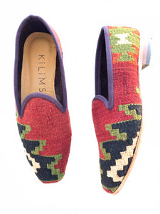 Women's Kilim Slippers size 36 (US size 6)