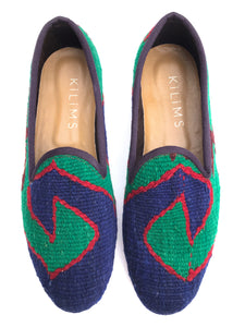 Men's Kilim Slippers size 44 (US size 11)