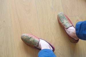 Men's Jaipur Tapestry Slippers