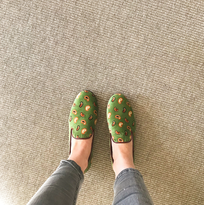 Women's Paisley Tapestry Slippers