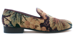 Women's Grapevine Tapestry Slippers