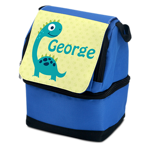 Lunch Bag With 2 Compartments