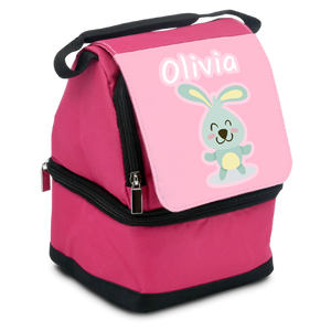Lunch Bag With 2 Compartments, Personalised Gift