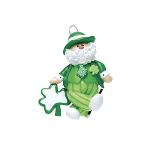 Leprechaun Christmas Tree Decoration