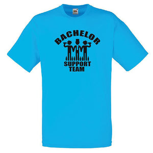 Bachelor Support Team Stag T-Shirt