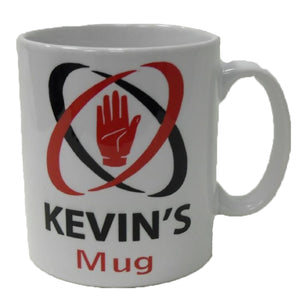 Ulster Themed Rugby Mug