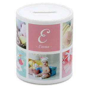 Ceramic Money Box - Personalise It