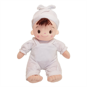 Baby Plush Christening Doll