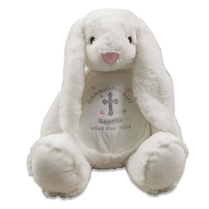 Communion Bunny Personalised Gift