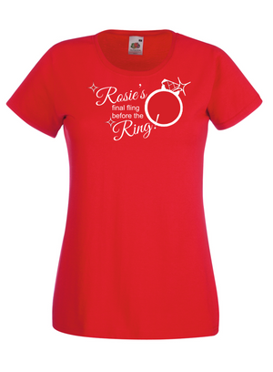 Final Fling Hen T-Shirt