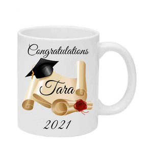 Graduation Mug Personalised Gift
