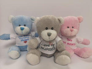 Personalised Incubator Bears