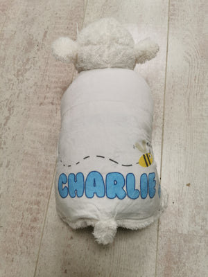 Lamb Cushion