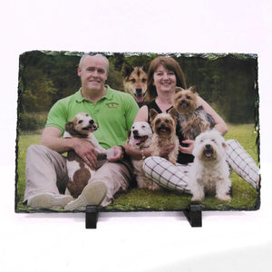 Personalised Photo slate
