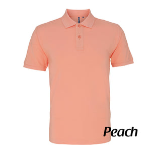 Asquith & Fox Mens Polo - Personalise It