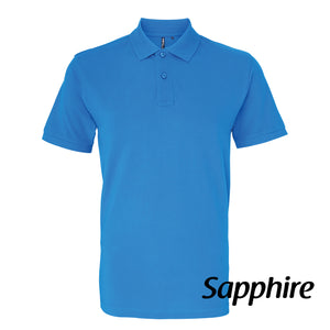 Asquith & Fox Mens Polo