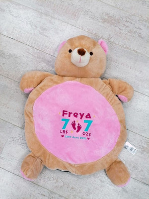 Teddy Bear Floor Mat