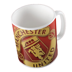 Manchester United Themed Mugs - Personalise It