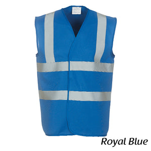 Hi-vis 2-band-and-braces waistcoat, Personalised Gift