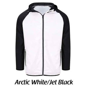 Cool contrast windshield jacket