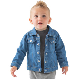 Baby Denim Jacket, Personalised Gift