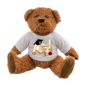 Graduation Bear, Personalised Gift