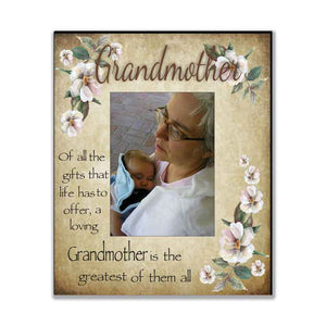 Grandmother Frame Personalised Gift