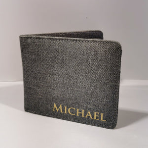 Card Wallet, Personalised Gift