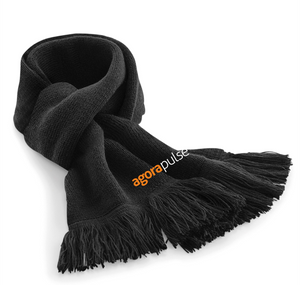 AgoraPulse Knitted Scarf