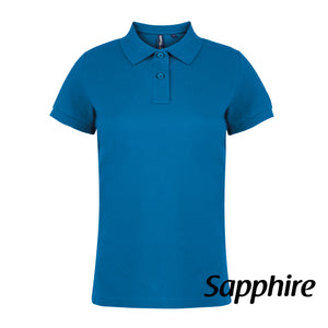 Asquith & Fox Ladies Polo