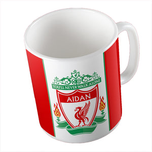 Liverpool Themed Mug - Personalise It