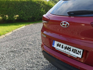 Novelty Number Plate - Personalise It