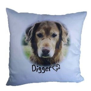 Pet Memorial Cushion - Personalise It