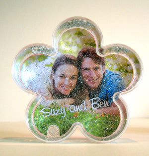 Photo Snow Globes - Personalise It