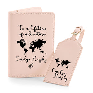 Boutique Travel Set, Personalised Gift