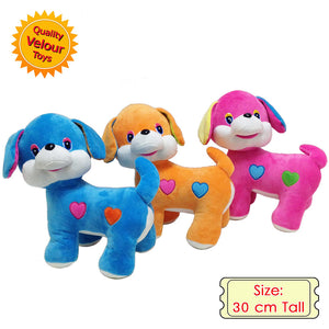 Personalised Plush Toy Collection