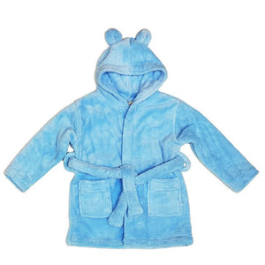 Personalised Baby Bathrobe - Personalise It