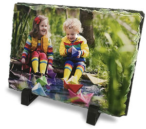 Rectangle Photo slate - Personalise It