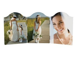 Table Top Arch Photo Panels - Personalise It
