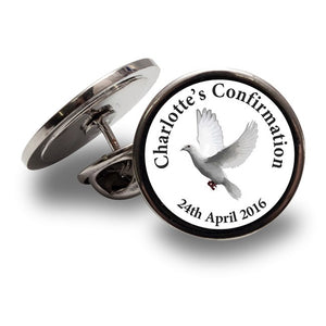 Confirmation Lapel Pin - Personalise It