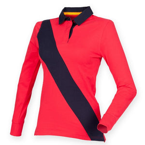Tag-free, no back neck labelContrast collar, inner placketSlim fit, dyed to match buttonsFabric100% Cotton Weight220gsm