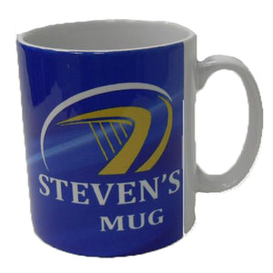 Leinster Themed Mug - Personalise It