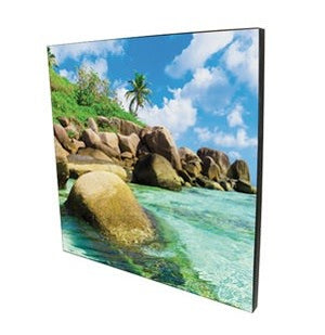 Square Wall Mount Photo Panel - Personalise It