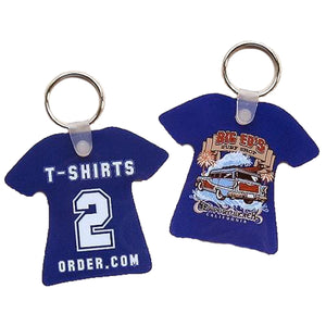 T-shirt Shaped Keyring