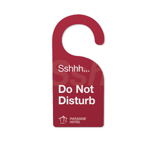 Door Hanger - Personalise It