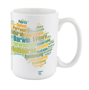 Mighty Mug - Personalise It