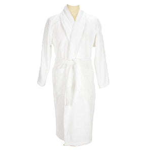 Fluffy Bathrobe - Personalise It